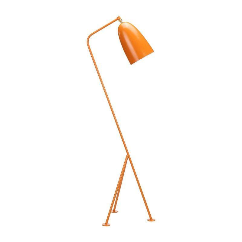 Originalgetreues Replica Der Grashoppa Stehlampe Von Greta Grossman