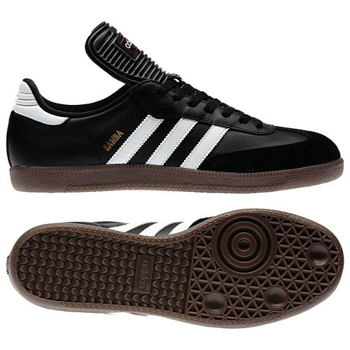 a44c36884 Adidas Samba Classic black. Everyone no matter the age needs these. I used  to have a pair in blue suede but I wore  em to death. Honey if you see a  pair.