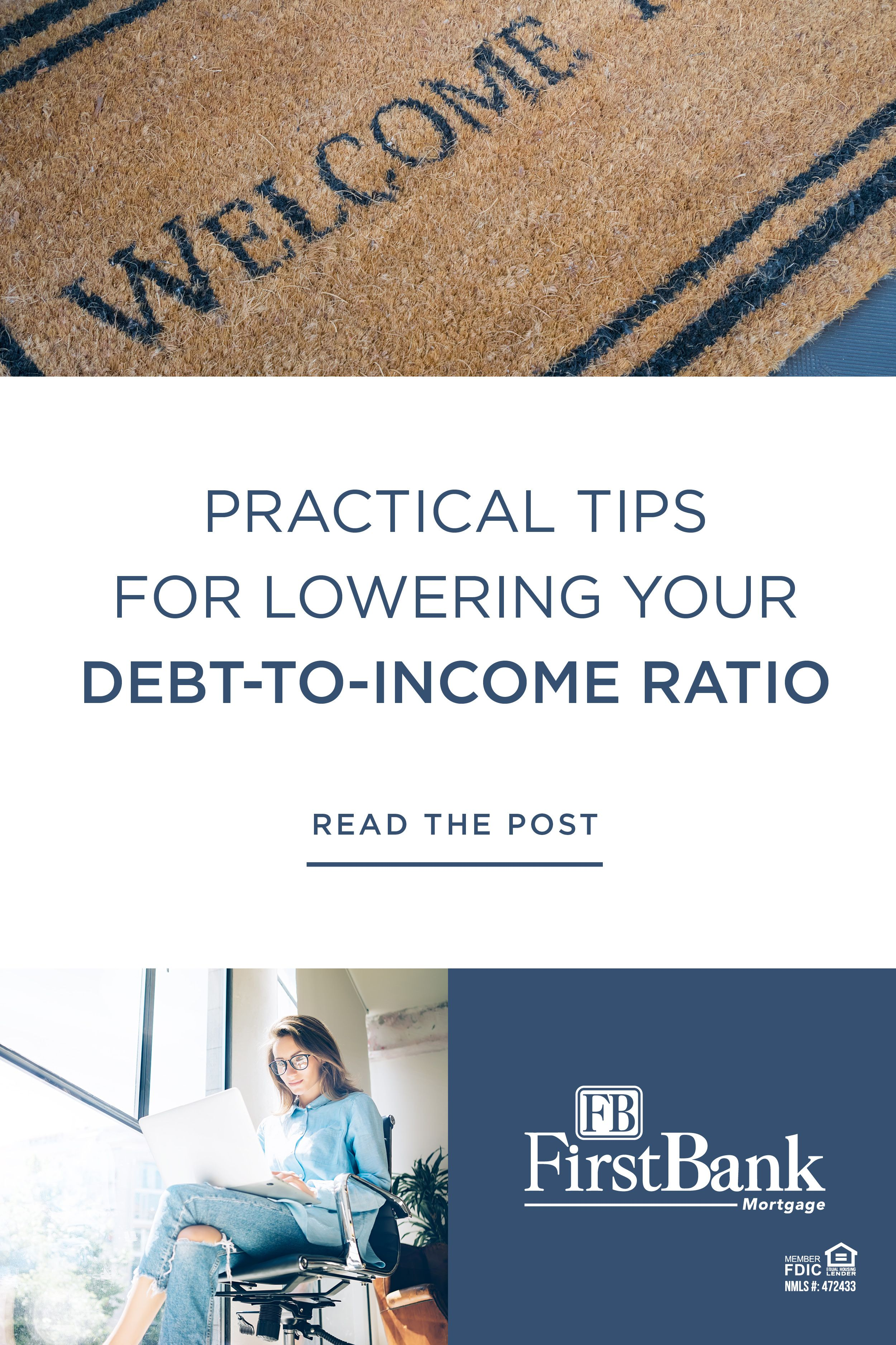 Tips For Lowering Debt To Income Ratio Mortgage Down
