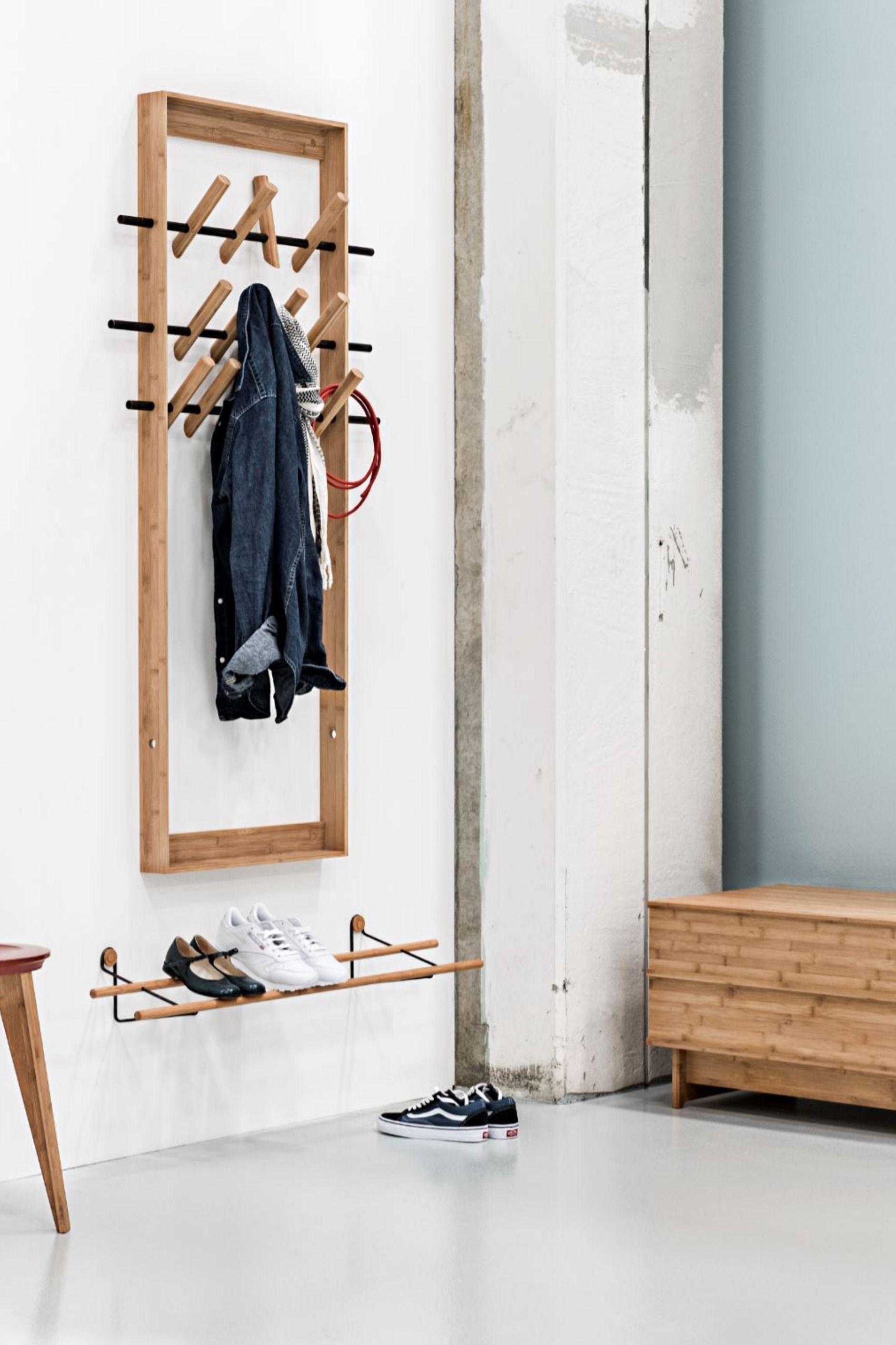 We Do Wood Coat Frame Flurgestalten Diese Coole Garderobe Von