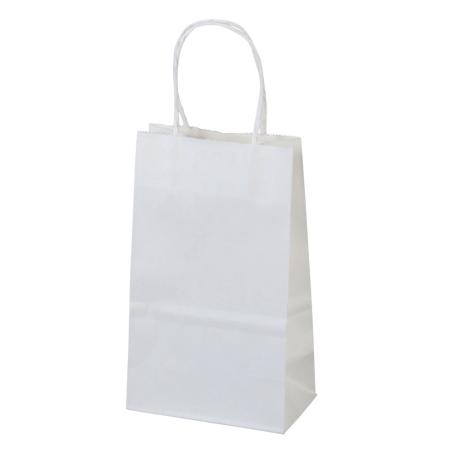 5 25 X3 25 X8 50 Pcs White Kraft Paper Bags Shopping Mechandise Party Gift Bags Walmart Com Party Gift Bags Gift Bags Kraft Paper
