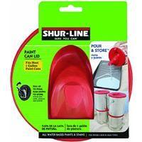 1 Gallon Paint Lid And Pour Spout Can Lids Storing Paint Paint Cans