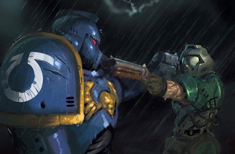 Doom dump rip and tear en masse!