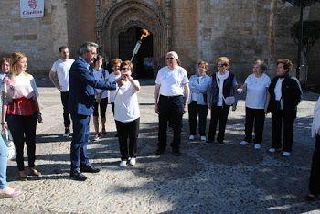 El alcalde de Valdepeñas dio pistoletazo de salida a las