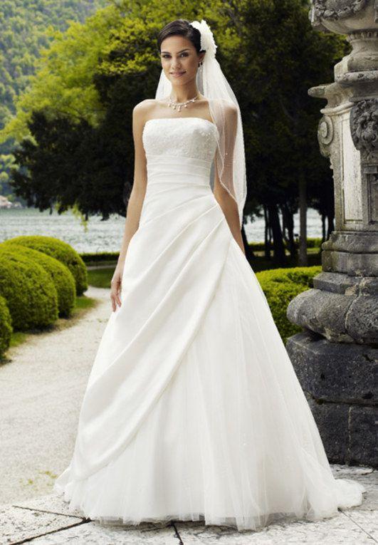 Hochzeitskleider 2015: Zum Träumen schöne Brautkleider