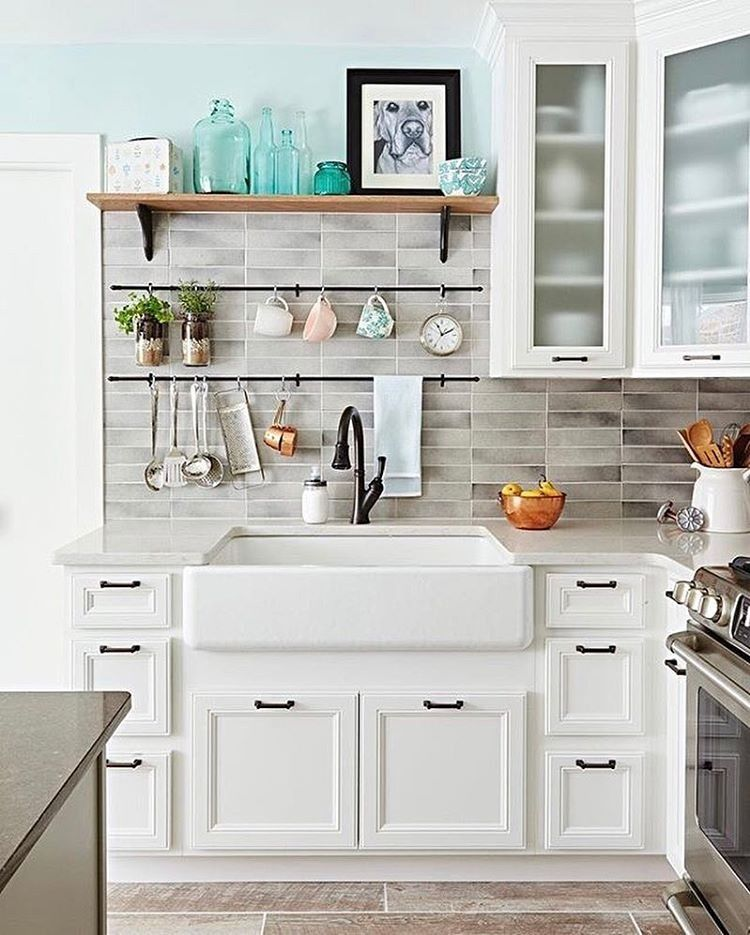 Lowes Kitchens Delta Savile Stainless 1-handle Pull-down Kitchen Faucet 5 Ways To Upgrade Your On A Budget Mykitchenvision Ad