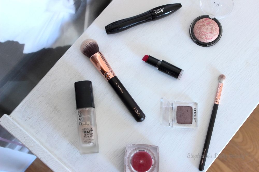 Makeup of the Day #9 | Stephanie's Daily Beauty