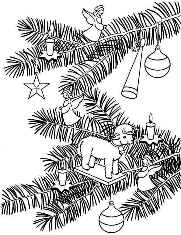 Vintage Christmas Coloring Pages Free Printable Christmas Ornament Coloring Pages For Preschool Christmas Coloring Sheets Santa Coloring Pages Coloring Pages