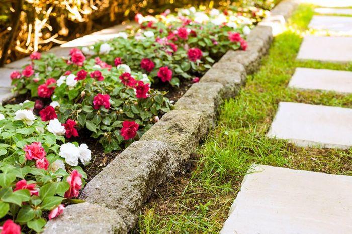 1001 Idees Deco Fantastiques Avec Bordure De Jardin
