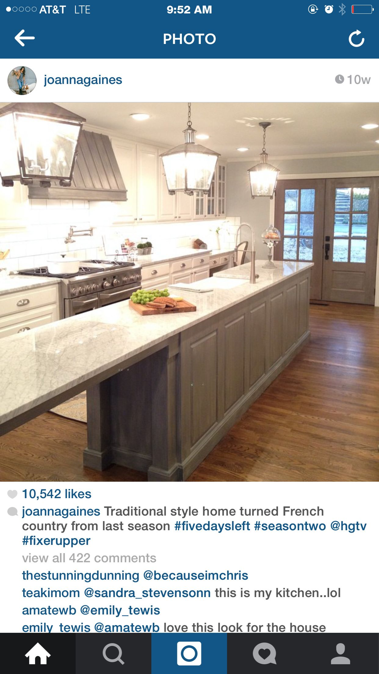 Long Thin Island Perfect For Our Kitchen Kitchen Island With
