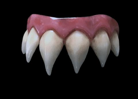 Petyr Vampire Pro Line Fx Veneers By Dental Distortions Veneers Teeth Fake Teeth Handmade