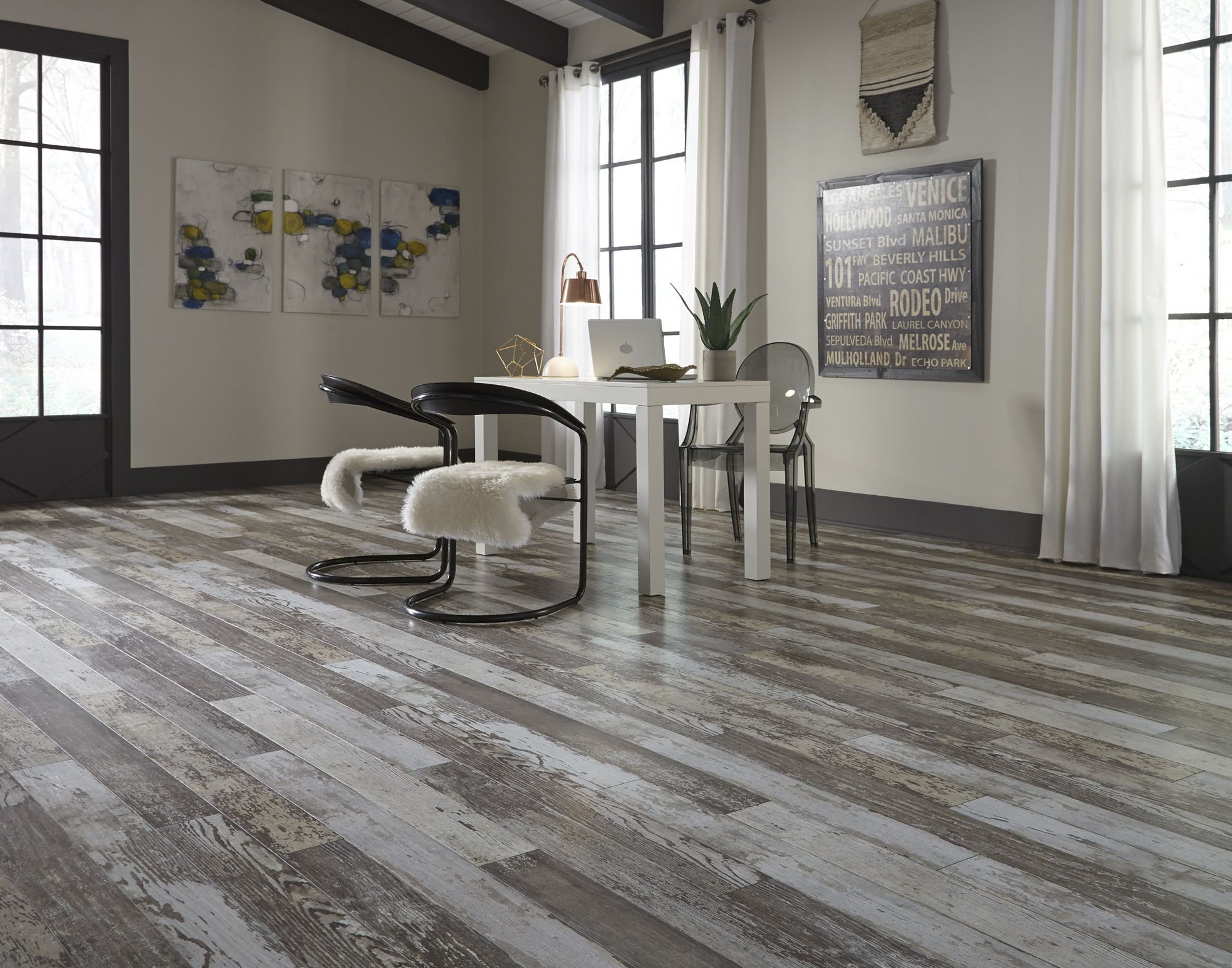 Imperfection is beauty with Bull Barn Oak a countrychic