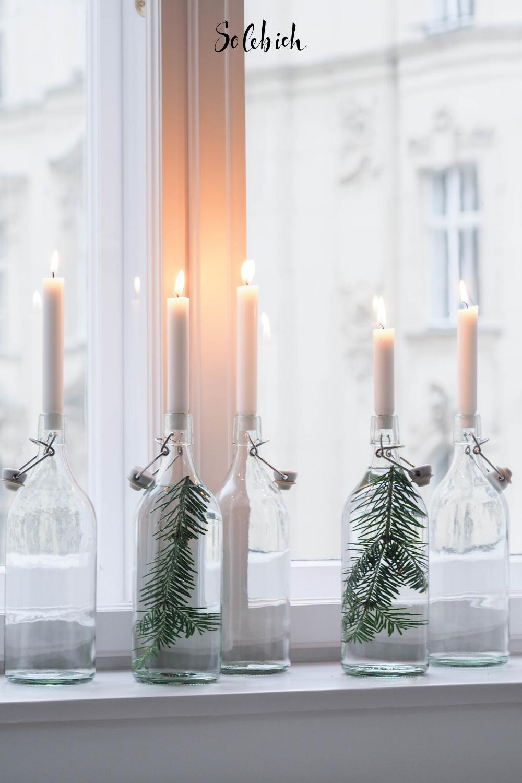 8 geniale DIY-Ideen für den Adventskranz #weihnachtlicheszuhause 8 geniale DIY-…