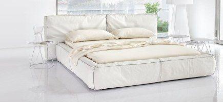 Fluff è un letto singolo o matrimoniale con testata e giroletto ...