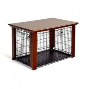 Midwest Wooden Dog Crate Table Cover