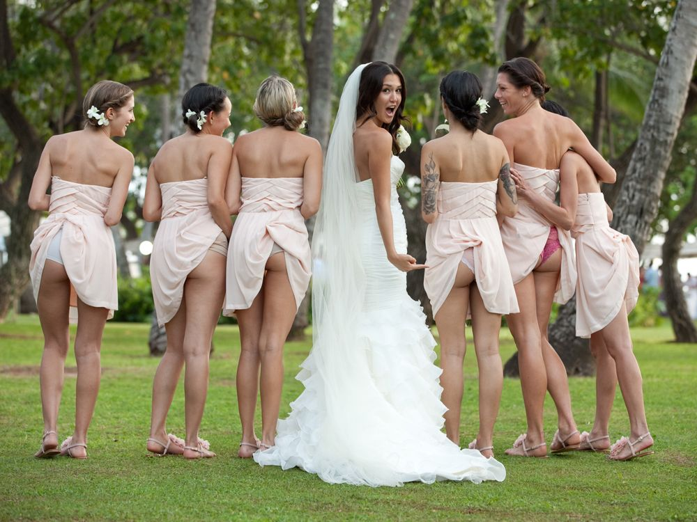 The 30 Worst Wedding Trends Of All Time