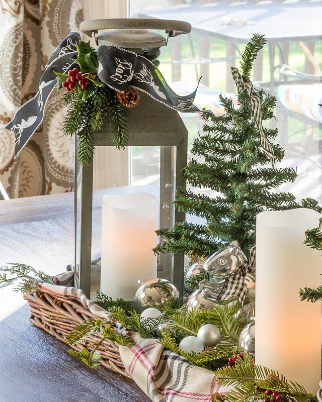 Coffee table idea Holiday ideas Pinterest Coffee, Christmas