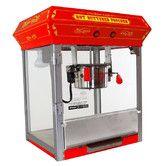 Funtime Popcorn Machines 4 Oz Tabletop Kettle Popcorn Machine