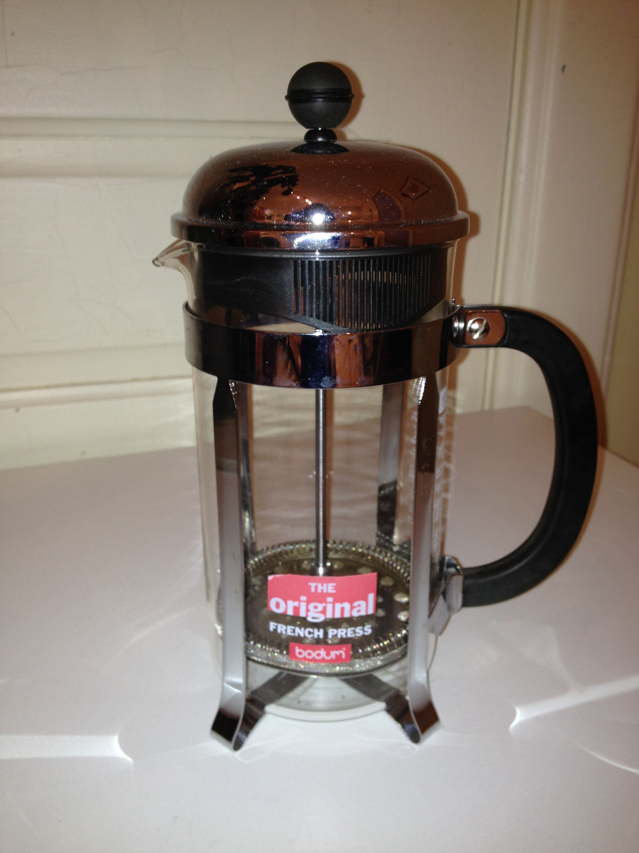 Bodum French Coffee Press Made In Germany