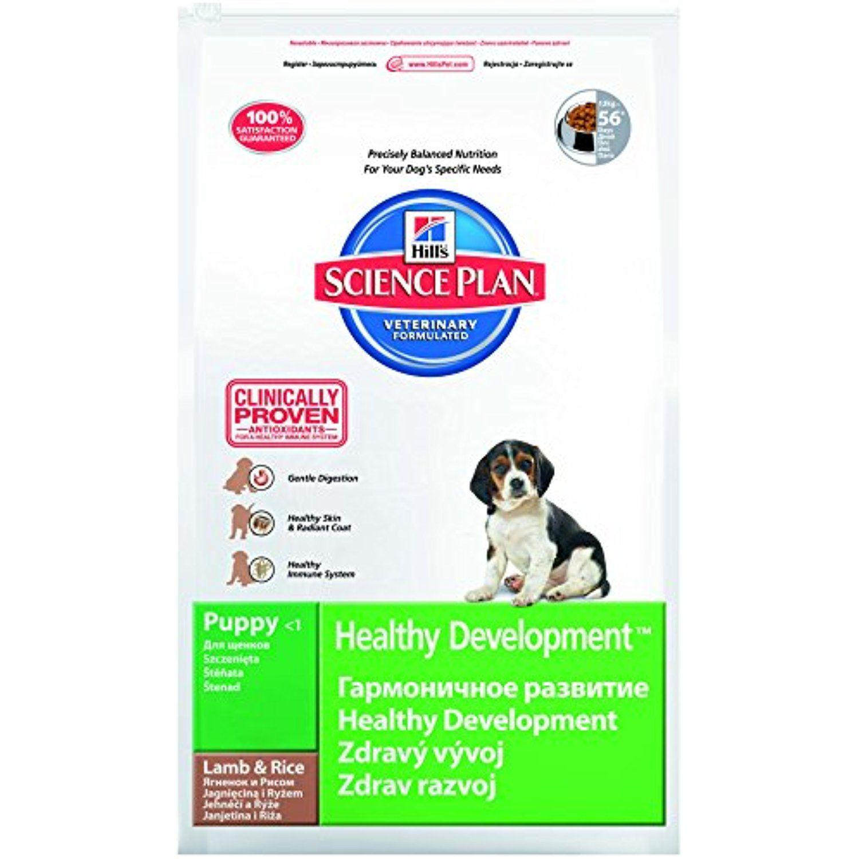 Hill S Science Plan Canine Puppy Lamb Rice Medium Breed Dry Mix