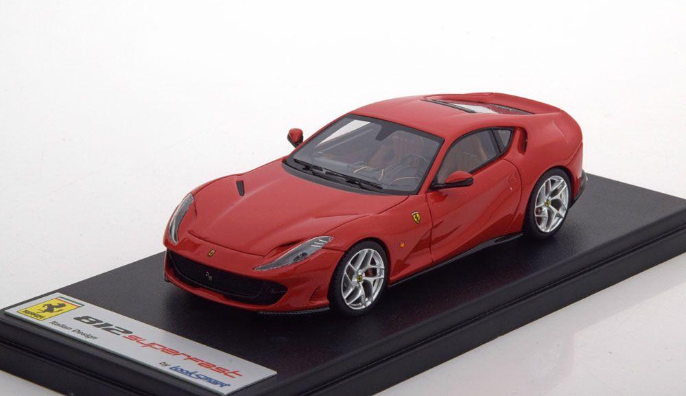 Strassen Fahrzeuge Look Smart 1 43 Ferrari 812 Superfast 2017 Rot Www Modelissimo De Ferrari Modellautos Fahrzeuge