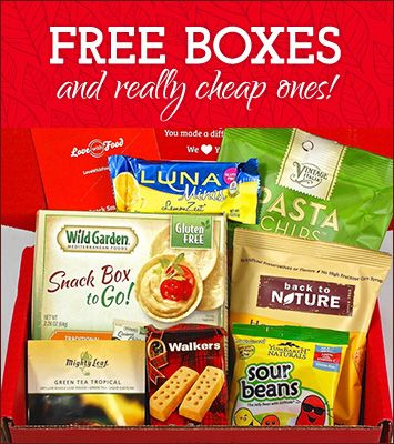 Over  Subscription Boxes You Can Try For Free  Box Free And