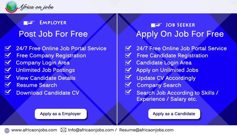 Use the leading job portal to find jobs and apply for new jobs by