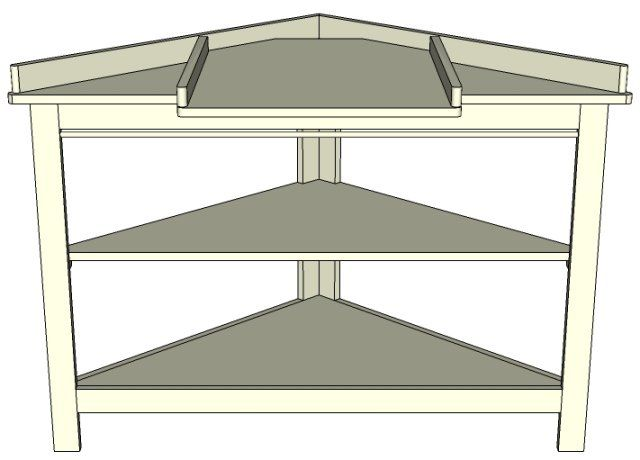 plan table a langer d 39 angle forum bois page 2 projets essayer pinterest angles. Black Bedroom Furniture Sets. Home Design Ideas