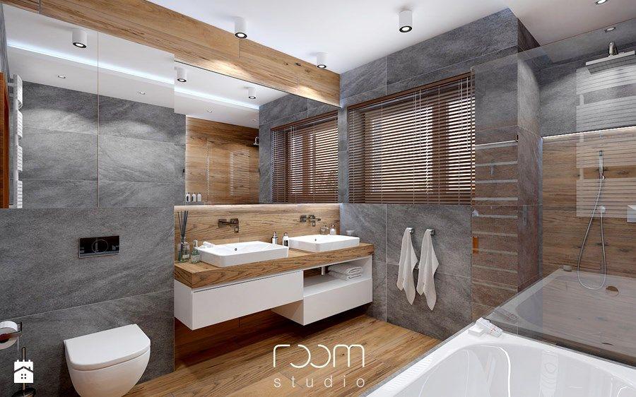 New Grey and Brown Bathroom Ideas