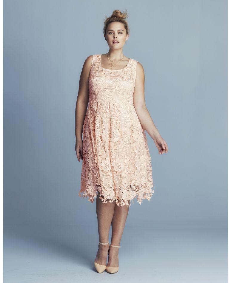 Lovedrobe Crochet Dress Crochet Dress Size 22 Dresses Midi Maxi Dress