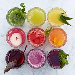 Charlie Gulick of Juice Shop -Recipe