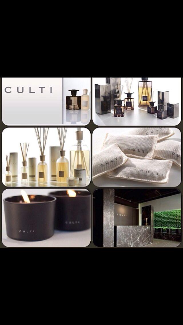 Culti Italian Brand For Home Fragrances Paris