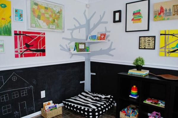 Red And White Rooms Design Black Decorating Ideas With Color Accents Bold Kids