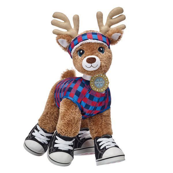 Santa S Reindeer Set Dasher Build A Bear Bear Stuffed Animal Bear
