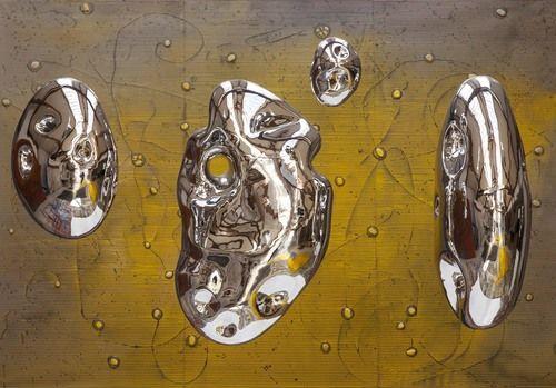 Richard Texier's Elastogenese