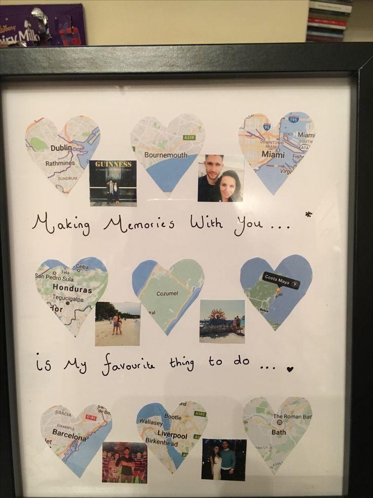 Valentines Gift Idea For Boyfriends Romantic Gifts For Boyfriend
