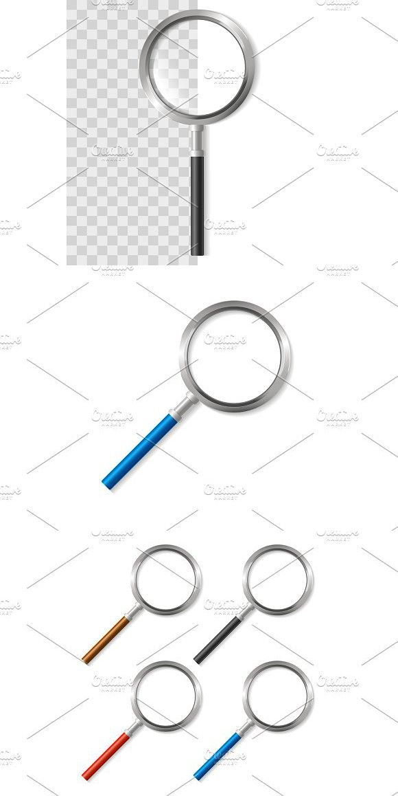 Magnifying Glass Zoom Tool Magnifying glass, Tool design