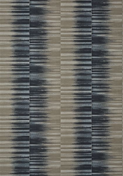 T10141 Palm Frond Wallpaper Striped Wallpaper Wallpaper