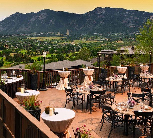 Colorado Springs Weddings Photos | Cheyenne Mountain Resort ...