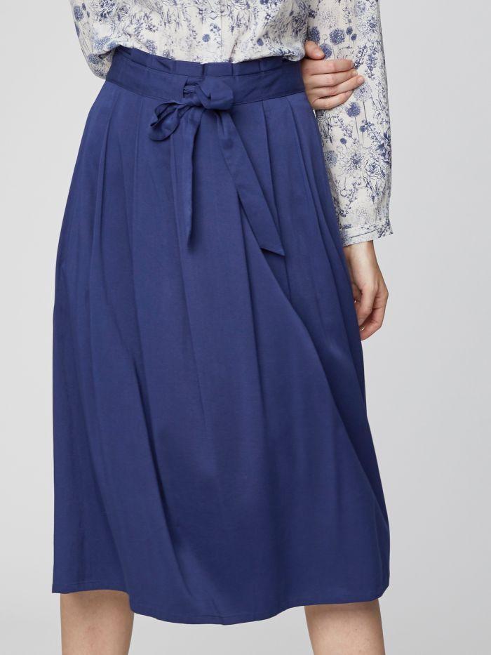 6851a1ae9d80b7 Sandreen Paperbag Waist Midi Skirt in 2019 | The Ethical Edit ...