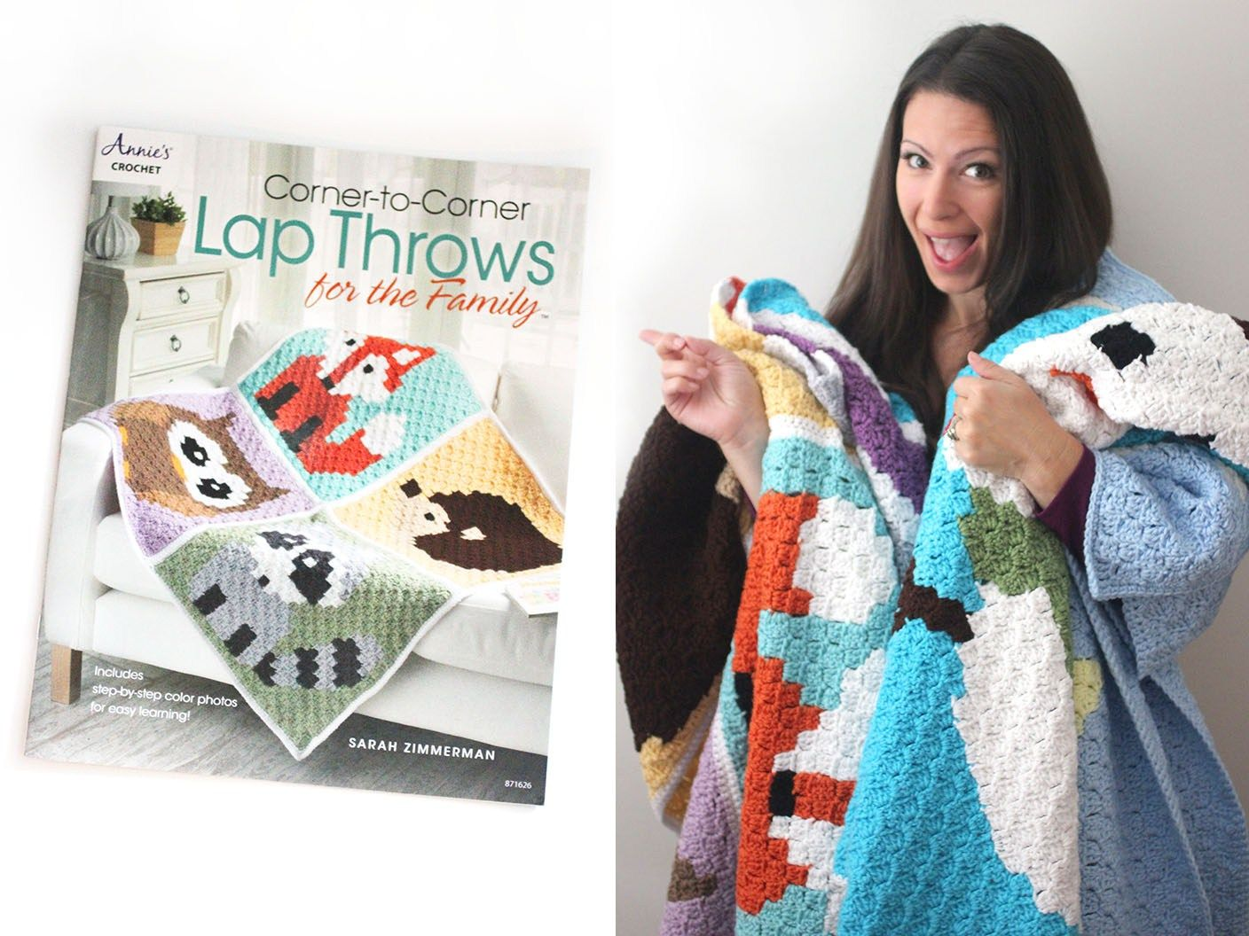I wrote a crochet book corner to corner lap throws for the family i wrote a crochet book corner to corner lap throws for the family bankloansurffo Image collections