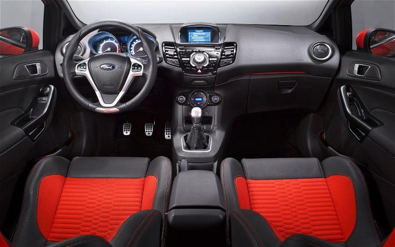 2013 Ford Fiesta Interior Ford Fiesta Interior Sport Speed