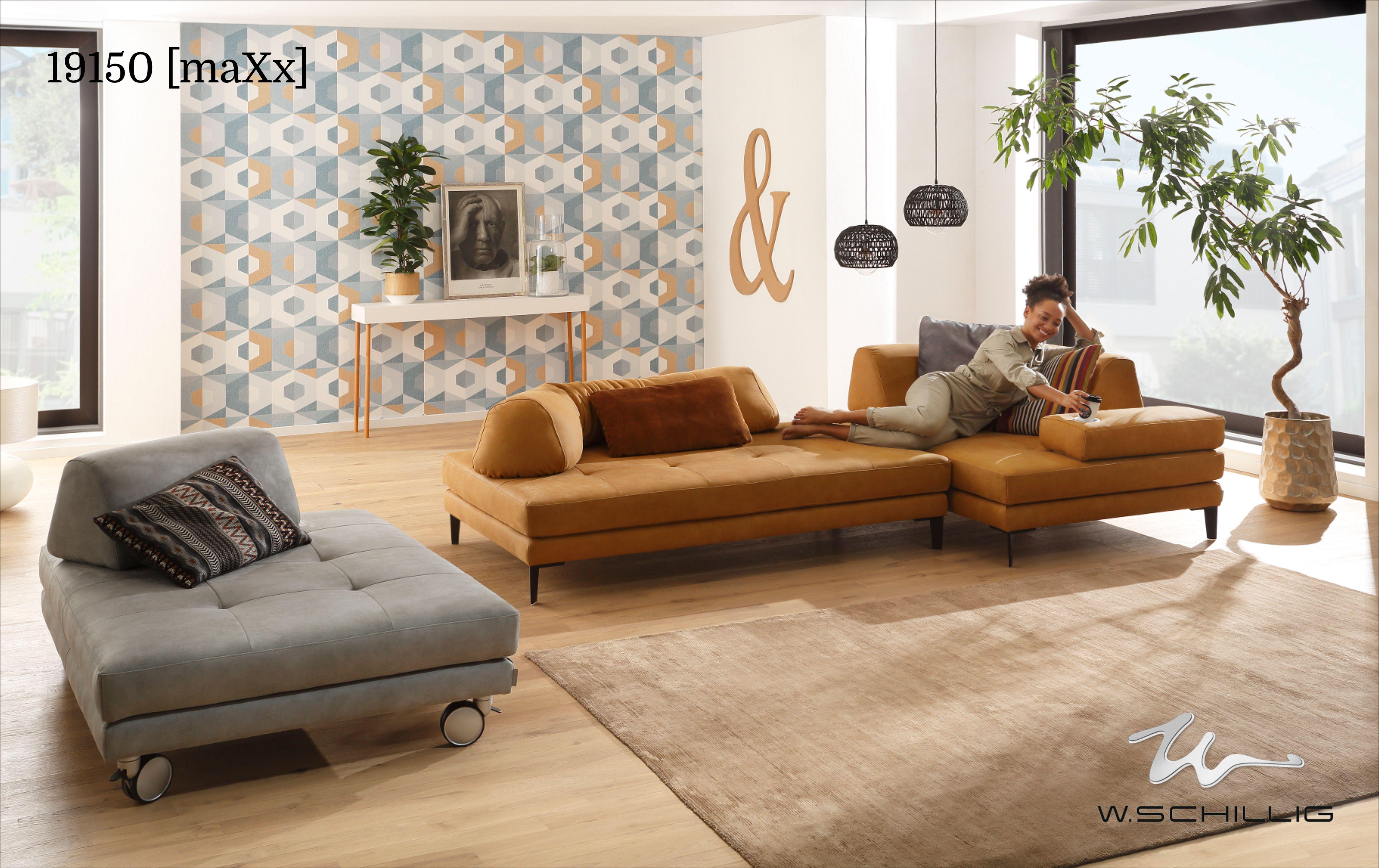 W Schillig Sofa Wohnzimmerideen Wohnlandschaft Ecke In 2020 Wohnzimmer Ideen Sofa Wohnen