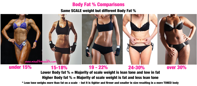 Apologise, but, Same weight different body fat