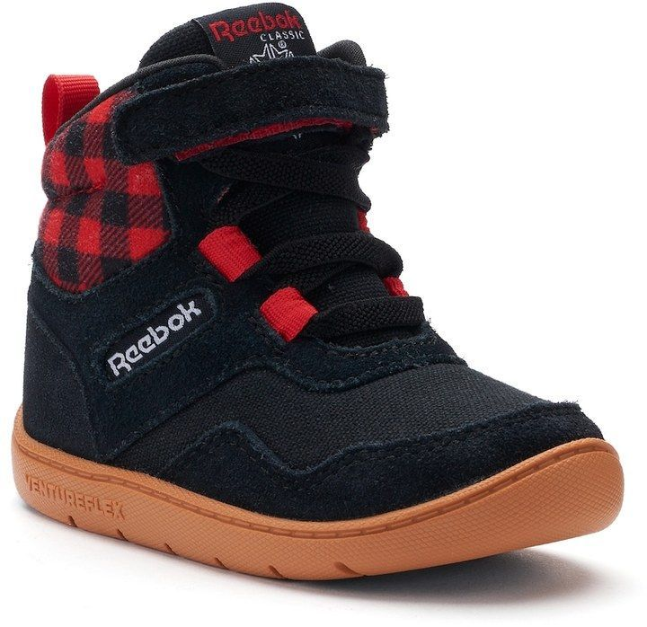 Reebok newborn kids' shoes, compare