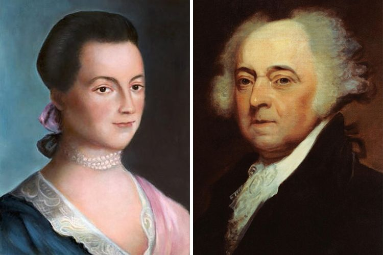 Image result for Abigail Adams- USA