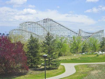 Elitch Gardens theme park in Denver, Colorado   Favorite Places and ...