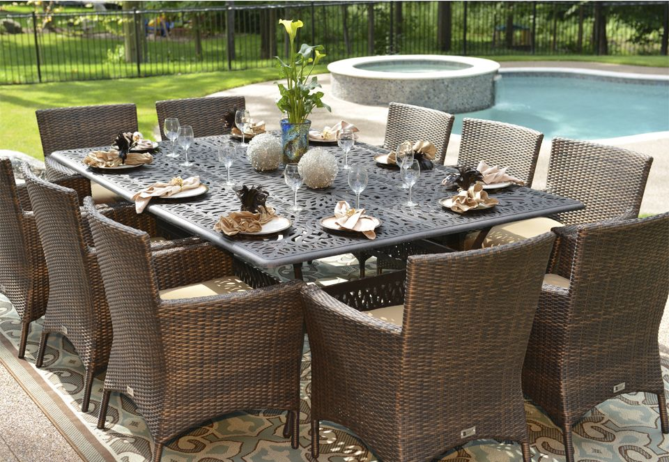 Charmant Luxury Patio Furniture