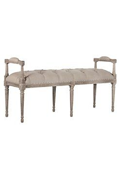 EMMELINE BENCH from Soft Surroundings