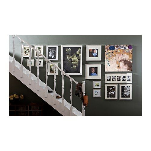 ikea frames and stairways on pinterest
